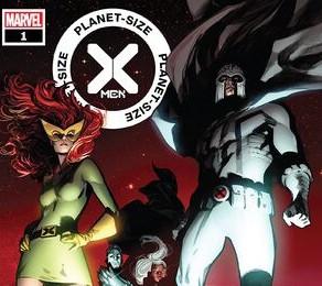 Under New Management: Planet-Size X-Men #1 Review
