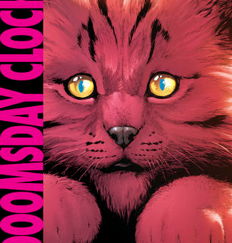 I Don't Wanna Set the World on Fire: A Doomsday Clock #8 Review