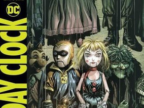 Puppets Tangled in Strings: Doomsday Clock #6 Review