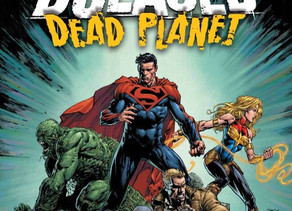 Return of the Anti-Living Dead - DCeased: Dead Planet #1 Review