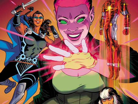 Exiles (Quantum) Leaps Back onto Shelves!