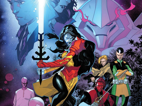 The Future of Mutantkind: Powers of X #1 Review