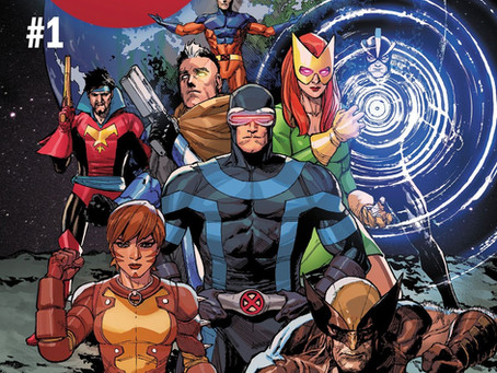 House of Summers: X-Men #1 Review