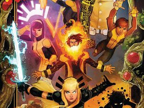 MUTANTS! IN! SPACE! - New Mutants #1 Review