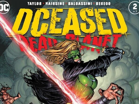 The Garden of the Anti-Living - DCeased: Dead Planet #2 Review