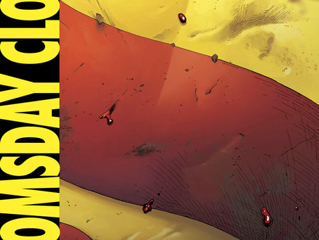 Nothing Ever Ends: Doomsday Clock #12 Finale Review