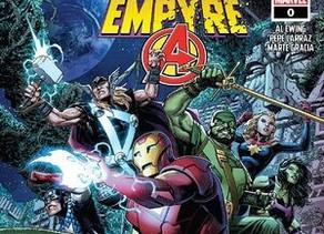 Return of the Celestial Messiah - Empyre: Avengers #0