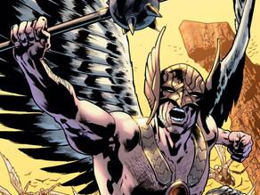 Hawkman Rebirth (Or Why is Hawkman?!?!)