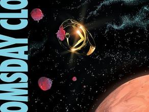 Jon Osterman vs. the DCU: A Doomsday Clock #9Review