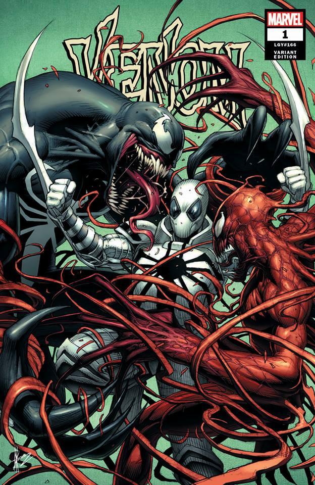 Arkham Comix Variant Cover