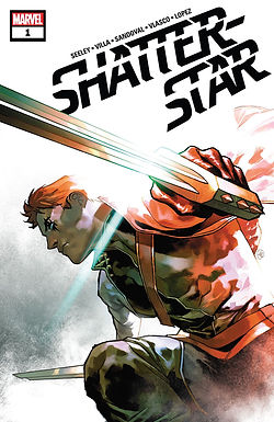 Shatterstar: Not Just a Deadpool 2 Joke
