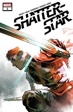 Shatterstar: Not Just a Deadpool 2 Joke