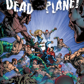 Annihilation of the Anti-Living - DCeased: Dead Planet #7 Review