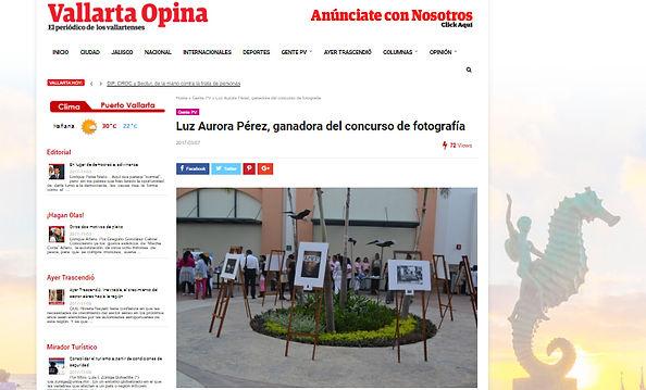 Luz Aurora Pérez Fotografa