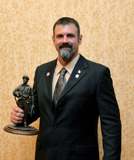 Marcus Delo of Local 169 wins 2016 Apprentice of the Year Award