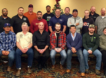 Instructor Training Held in the Western States