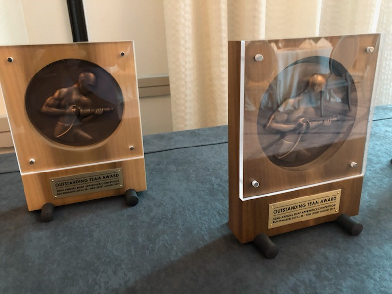 Team Award Trophies