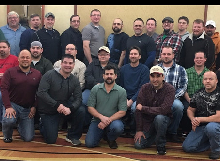 Great Lakes Area Hosts Instructor Training