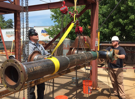 STE Evaluator Training and Industrial Rigging & Signaling Certification Held at Boilermakers Loc