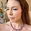 Thumbnail: Spiritual Amethyst Candy Necklace