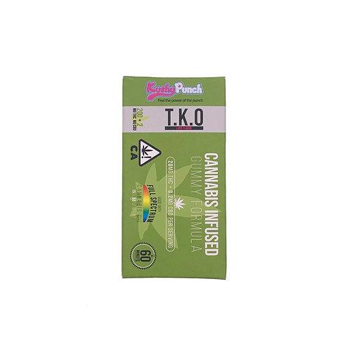 LIME KP/T.K.O - 200MG + 2