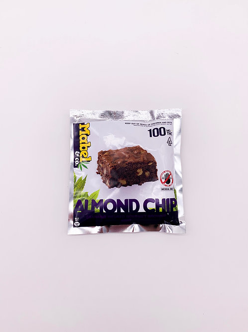 MABEL ALMOND CHIP 100MG