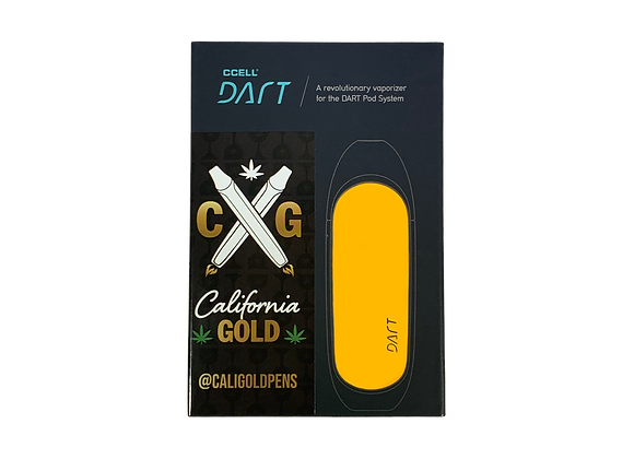 CALI GOLD DART BATTERY