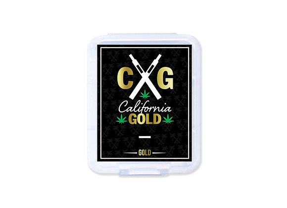 CALI GOLD GRADE A SHATTER - 1G