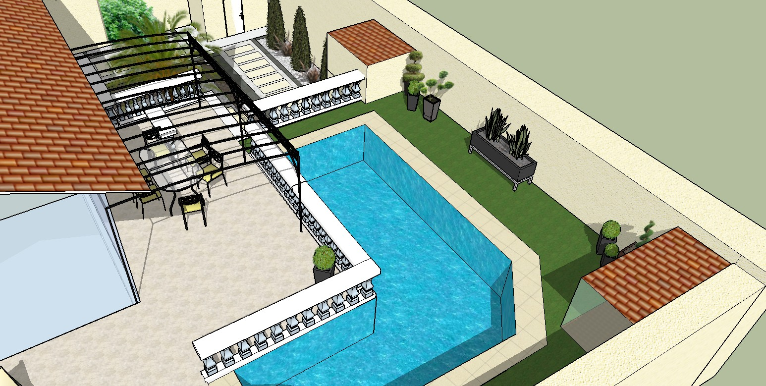 piscine : conception