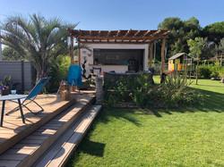 Jardin Agde après