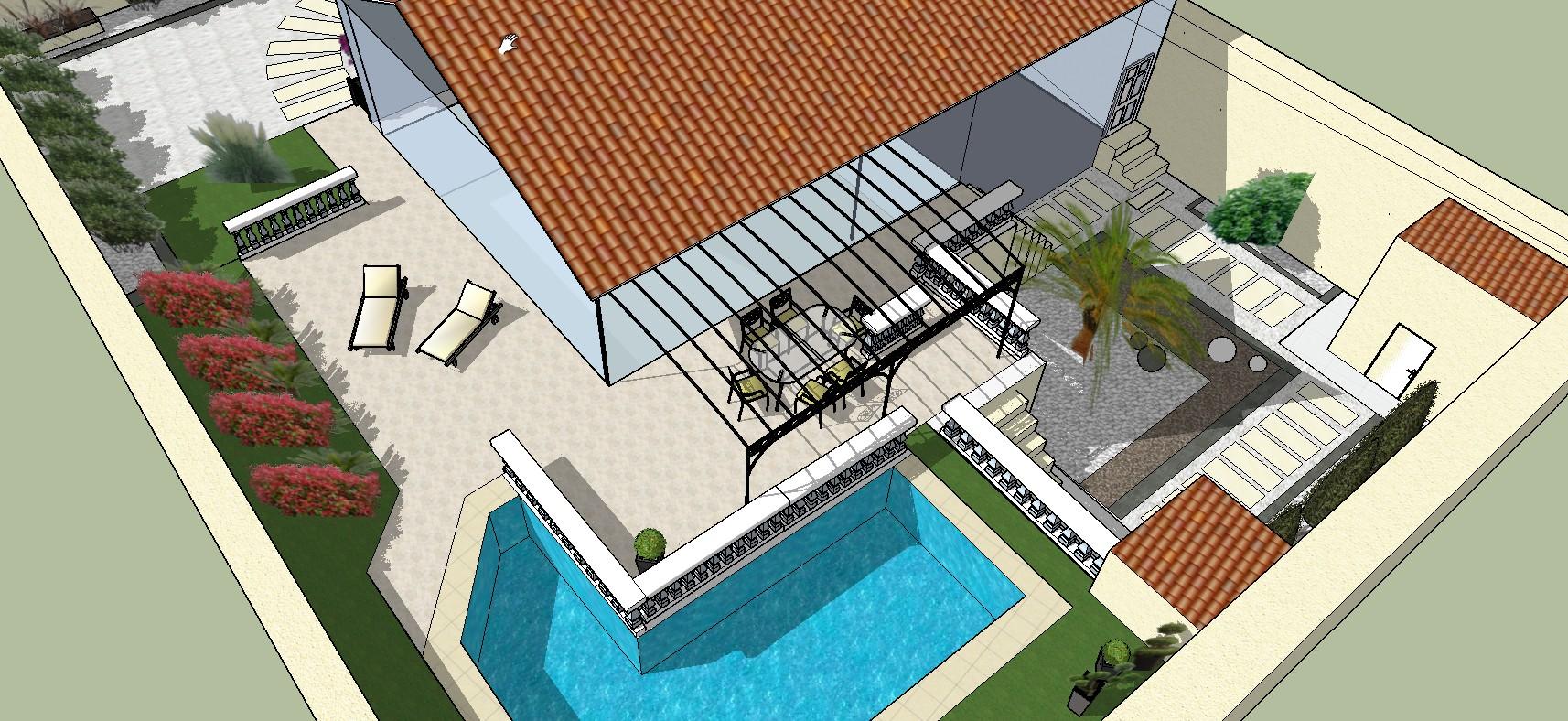 terrasse : conception