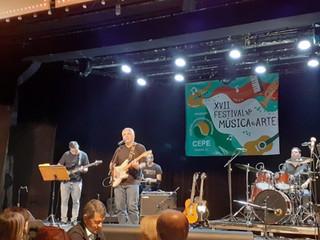 Vencedores do XVII Festival de Música e Arte do CEPE-FUNDÃO 2019