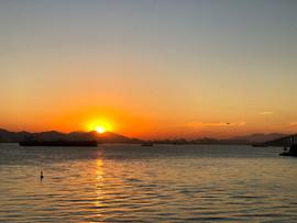 Por do Sol - Foto: Helena Ferreira