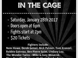Southside's 1st Cage Match