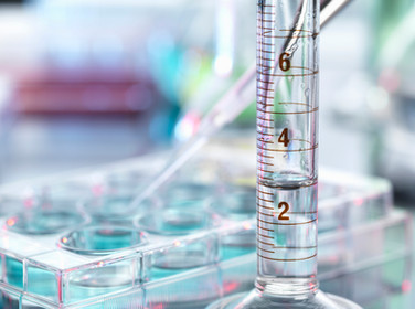 Pipetting Samples and Test Tube