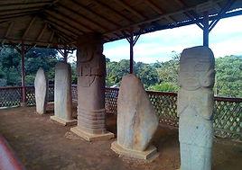 arqueologia San Agustin