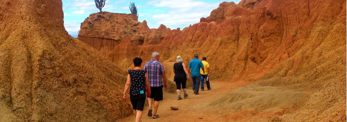 excursion desierto tatacoa