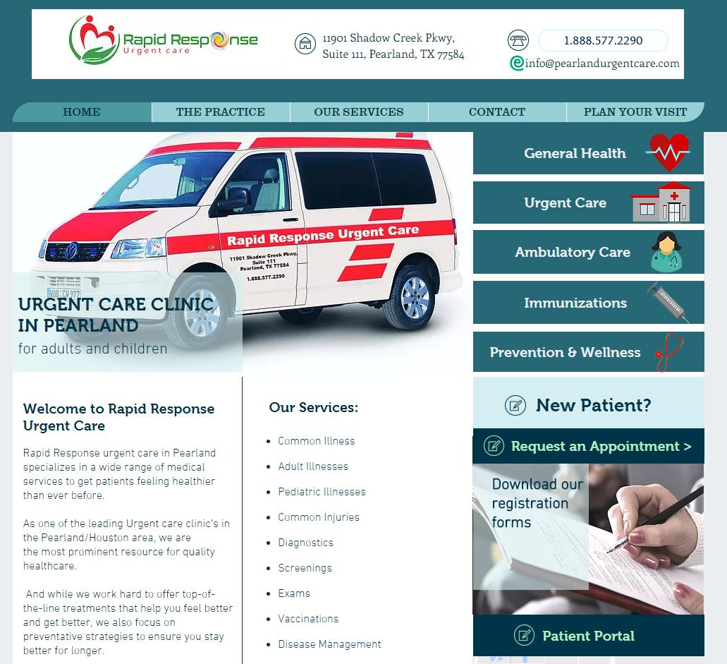 Rapid Response Urgent Care