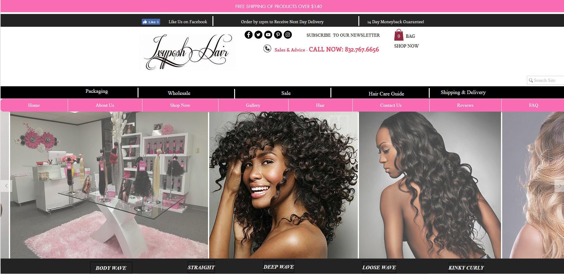 Ivyposh Hair