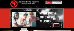 Afrovibes Radio Houston