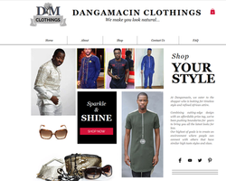 DM clothing