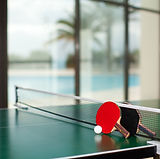 Ping-pong tafel