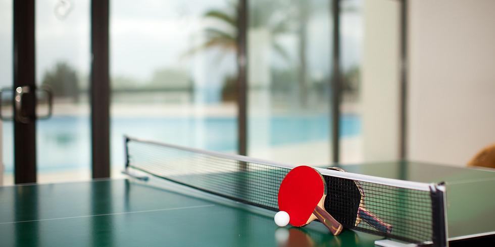 Table tennis/Ping pong (Grade 3-12)