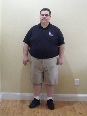 before chair weight loss exercise