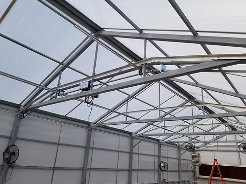 AWG Commercial Greenhouses