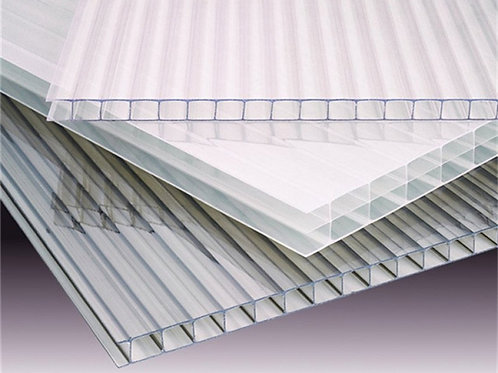 15 Year Hail Proof 8mm Twinwall Polycarbonate