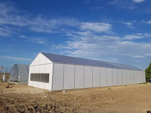 All Weather Complete Greenhouse Systems