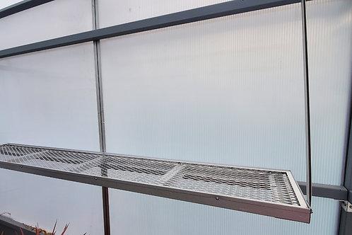 AWG Inc Aluminum Grow Shelves