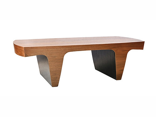 WEDGE RECT COFFEE TABLE