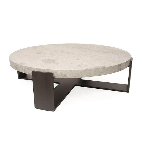 SANTA CRUZ ROUND COCKTAIL TABLE